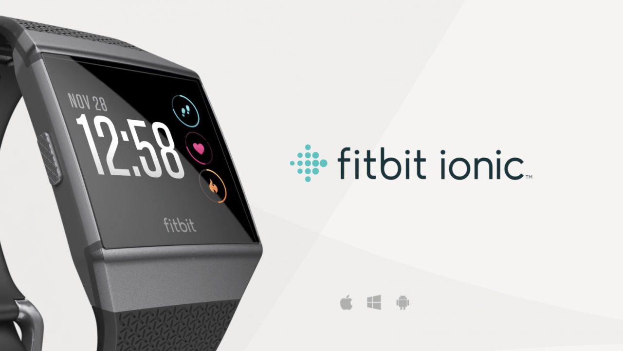 review fitbit ionic indonesia