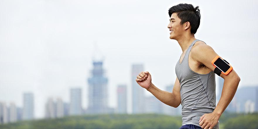 tempat jogging